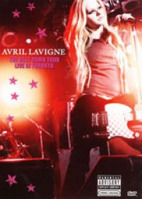 Cover Avril Lavigne - The Best Damn Tour 2008 Live In Toronto [DVD]